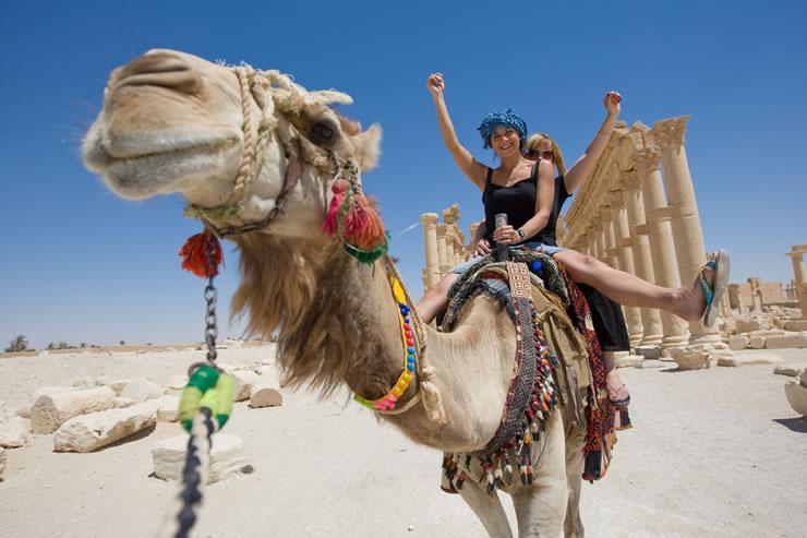 Seguro de viagem Oriente Médio