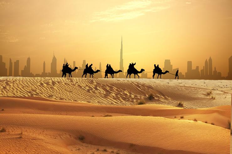 Seguro viagem Oriente Médio