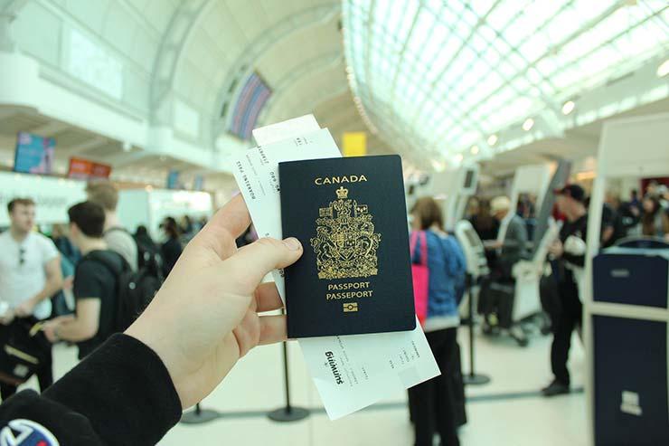 tirar passaporte
