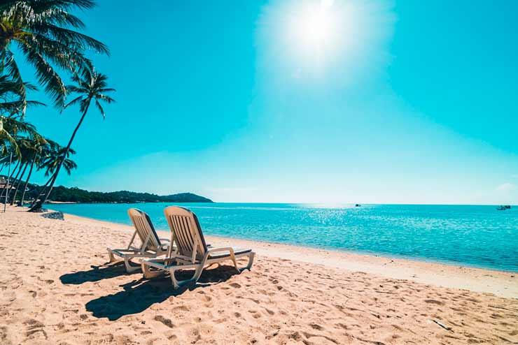 Quanto custa uma viagem para a praia?