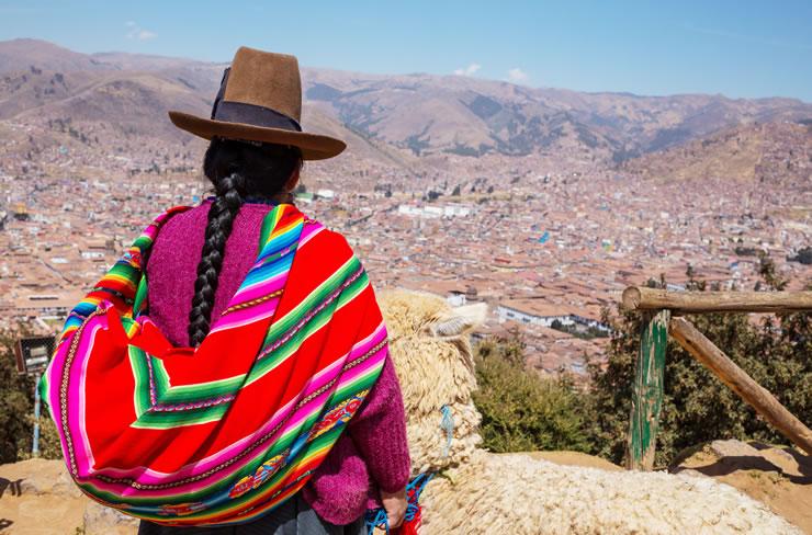 tour pela América Latina