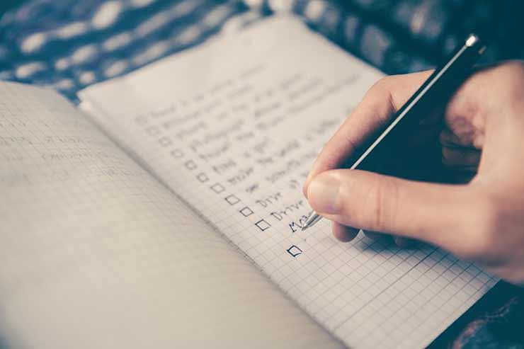 Mala de Viagem erros pra evitar não fazer checklist
