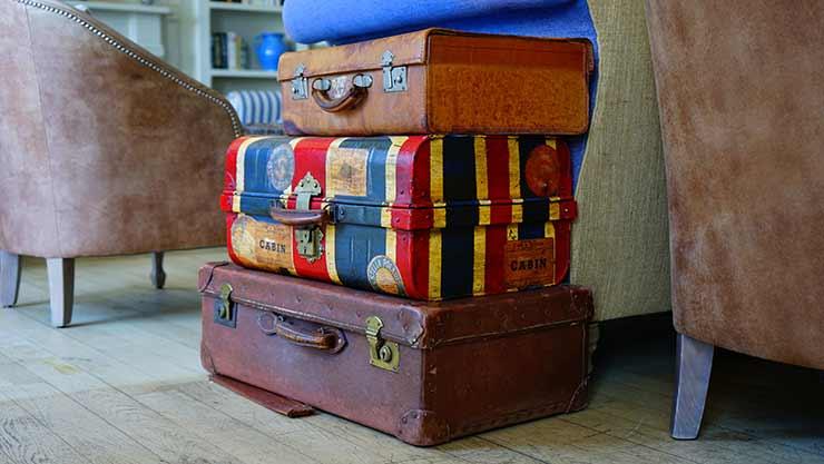 Mala de Viagem erros pra evitar política de bagagem