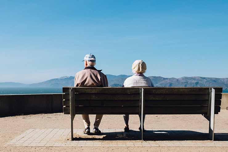 Planejamento de viagem para idosos