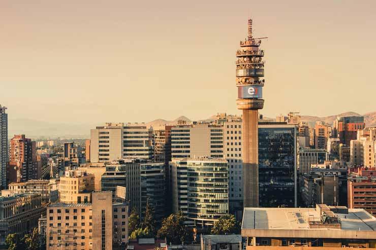 Planejamento de viagem para Santiago, Chile