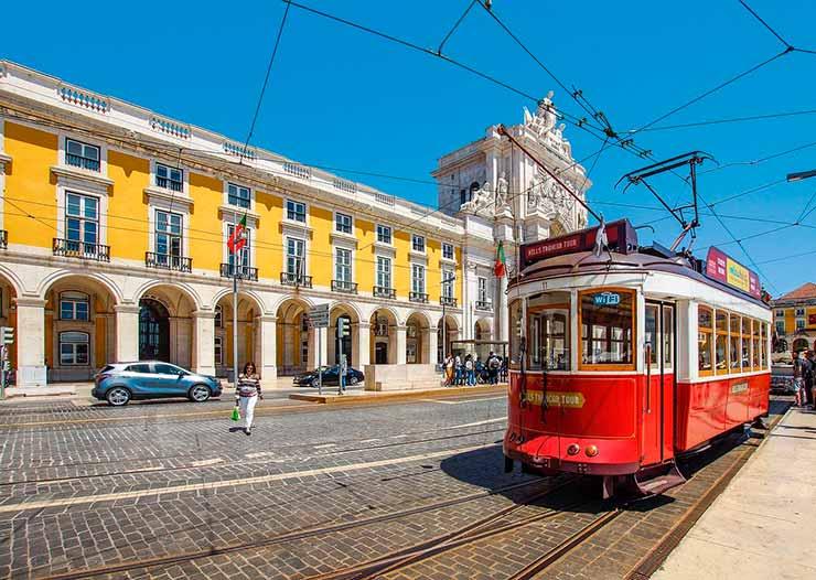 Planejamento de viagem de trem na europa