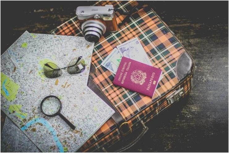 Documento internacional para viagens