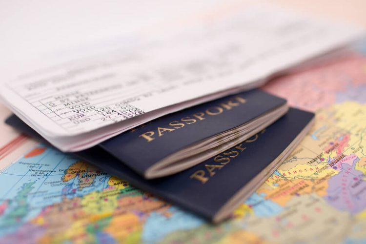 Tirando o visto americano