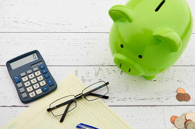 Defina o seu orçamento e tempo disponível