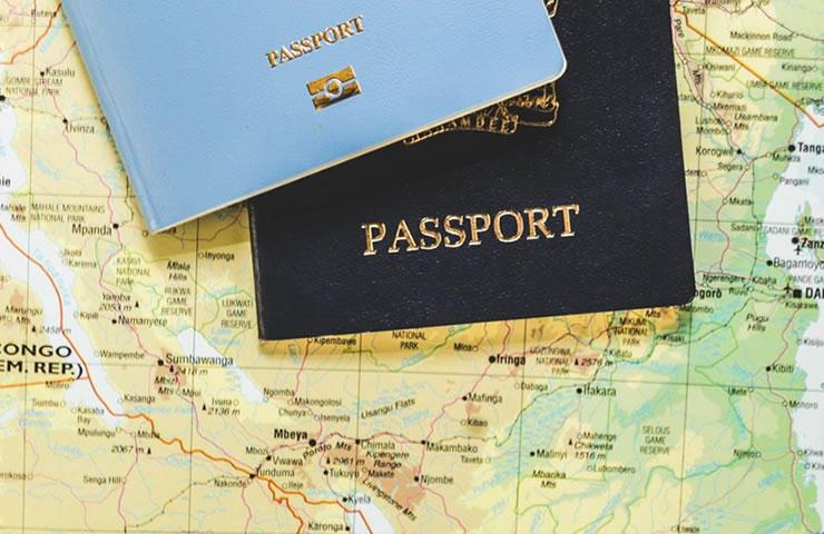 documentos Dicas para viagens internacionais