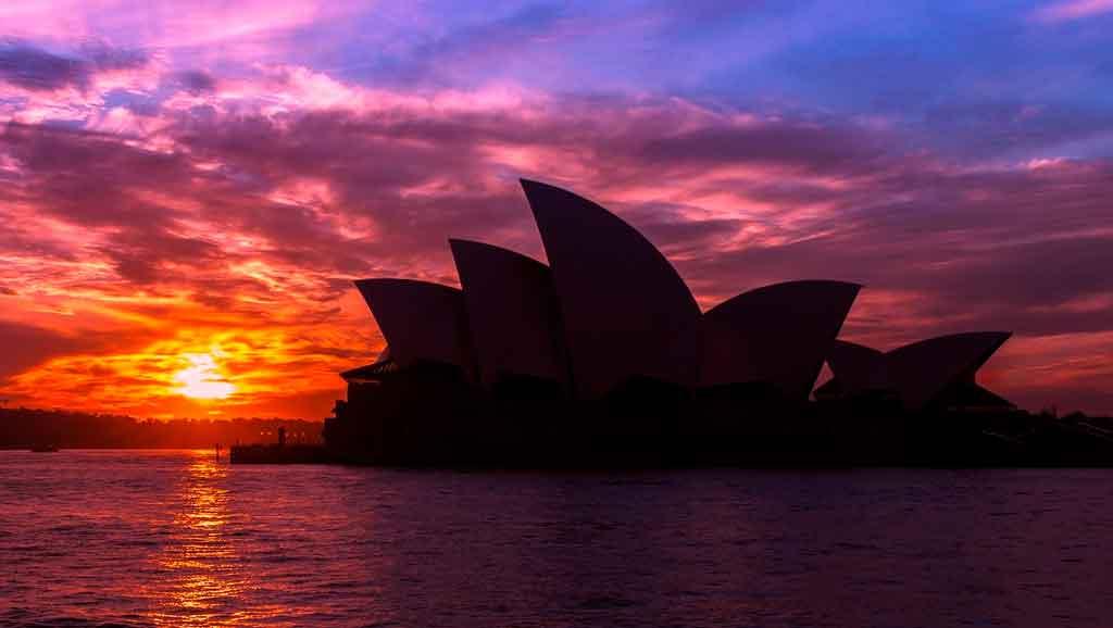 Visto de turista Austrália