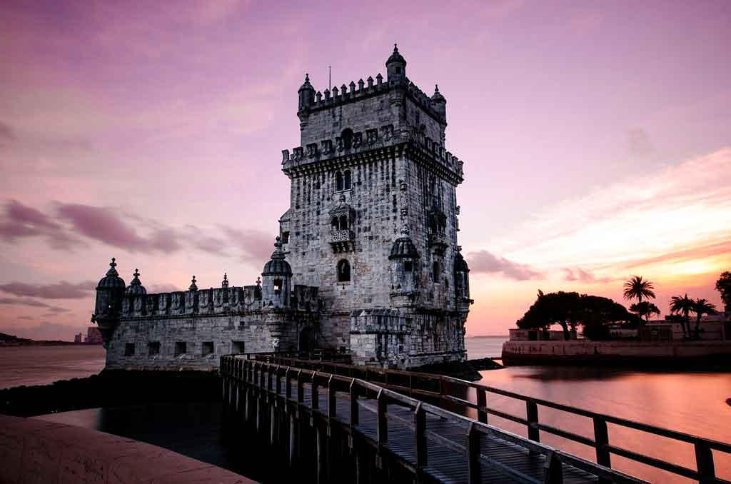 Visto de turista Portugal
