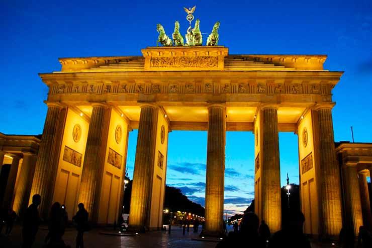Passar o Reveillon Berlim