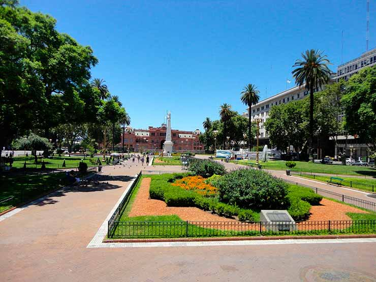 Passar o Reveillon em Buenos Aires