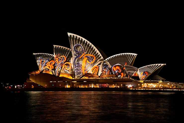 Passar o Reveillon em Sydney
