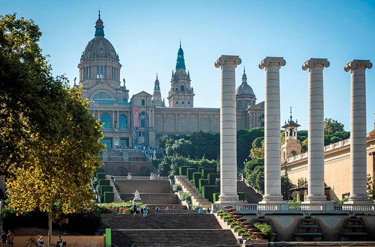 Filmes viagem para Barcelona