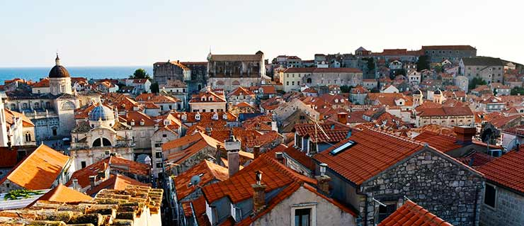 Filme Game of Thrones Dubrovnik