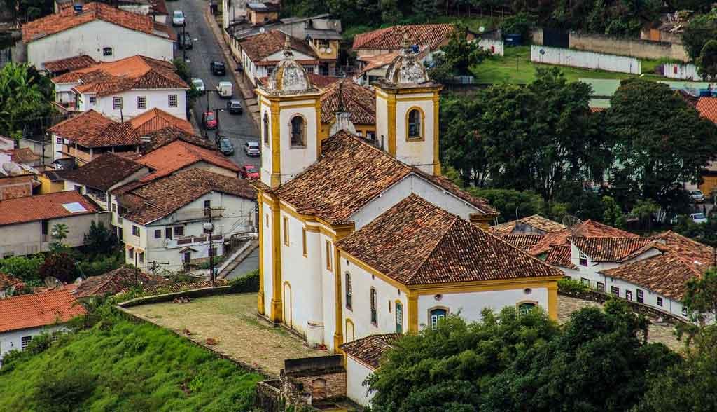 Mochilão pelo Brasil ouro preto