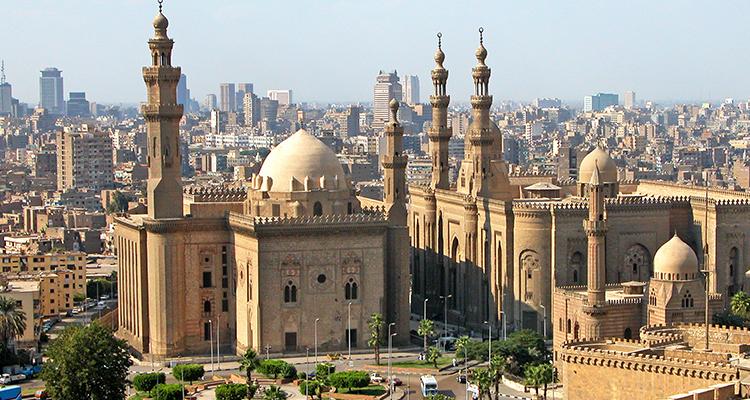 Lugares exóticos para viajar: Egito
