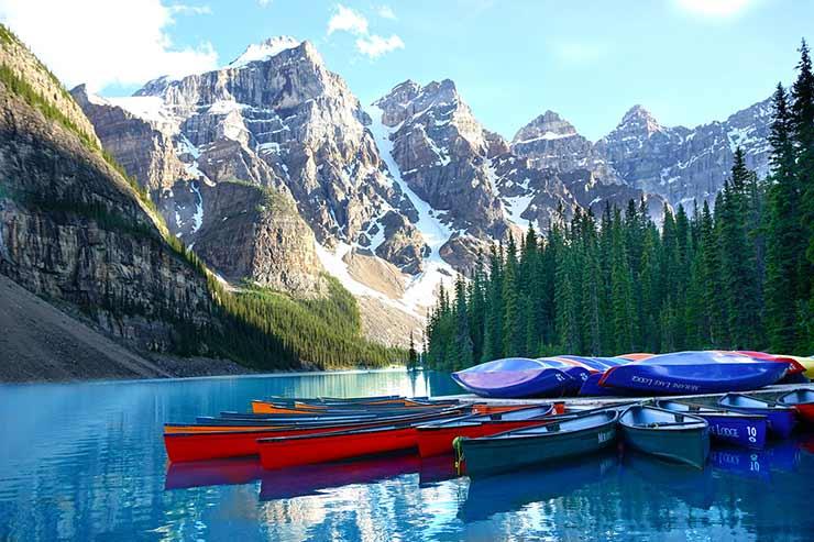 Outros destinos canadenses