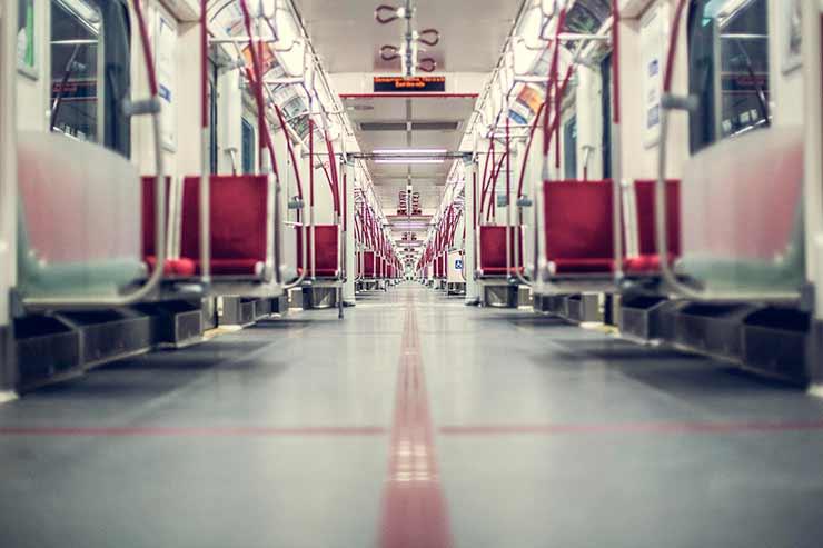 Transporte público de qualidade