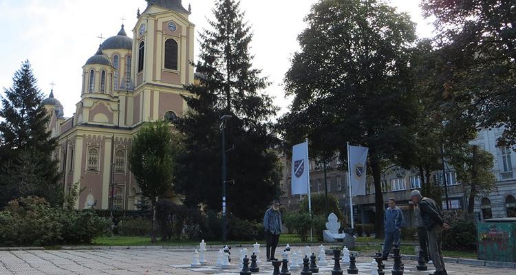 Sarajevo, Bósnia e herzegovina