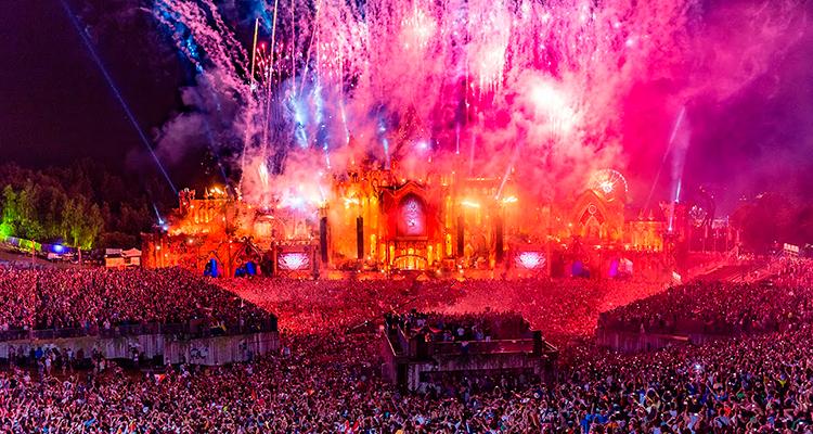 Tomorrowland – Boom, Bélgica festivais de música