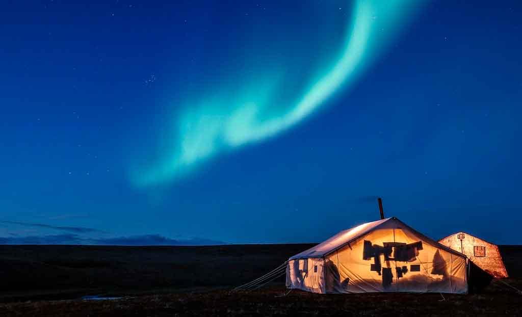 Aurora Boreal Russia