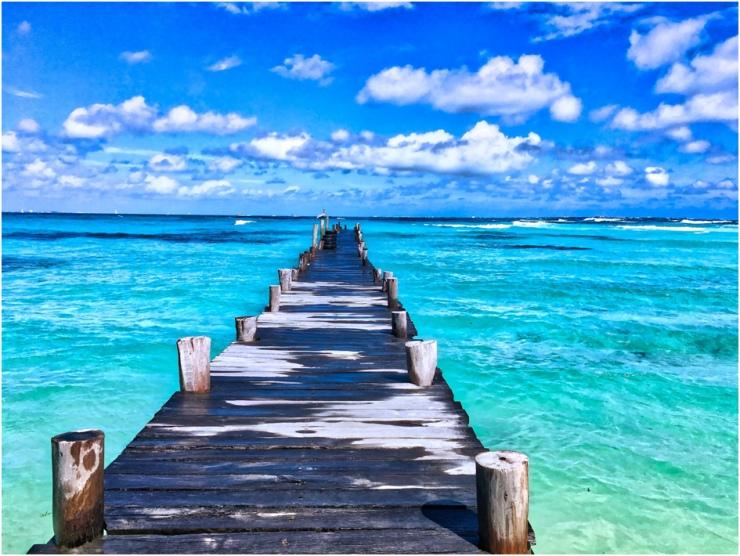praias do México melhor epoca