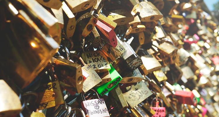 Paris é considerada a Cidade do Amor