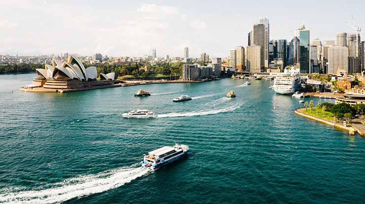 Intercâmbio Austrália