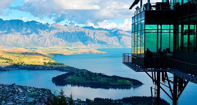 Nova Zelândia - estudar inglês no exterior
