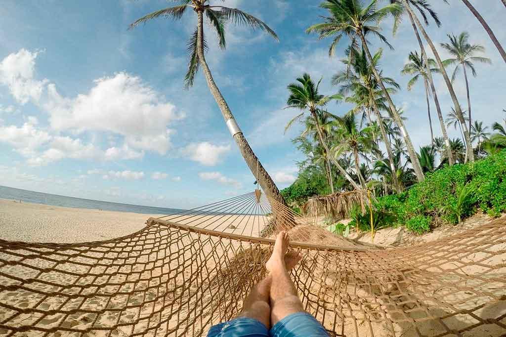 Relaxar na Semana Santa