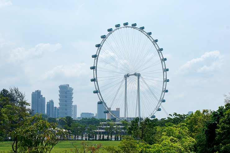 Cingapura é um lugar muito festivo