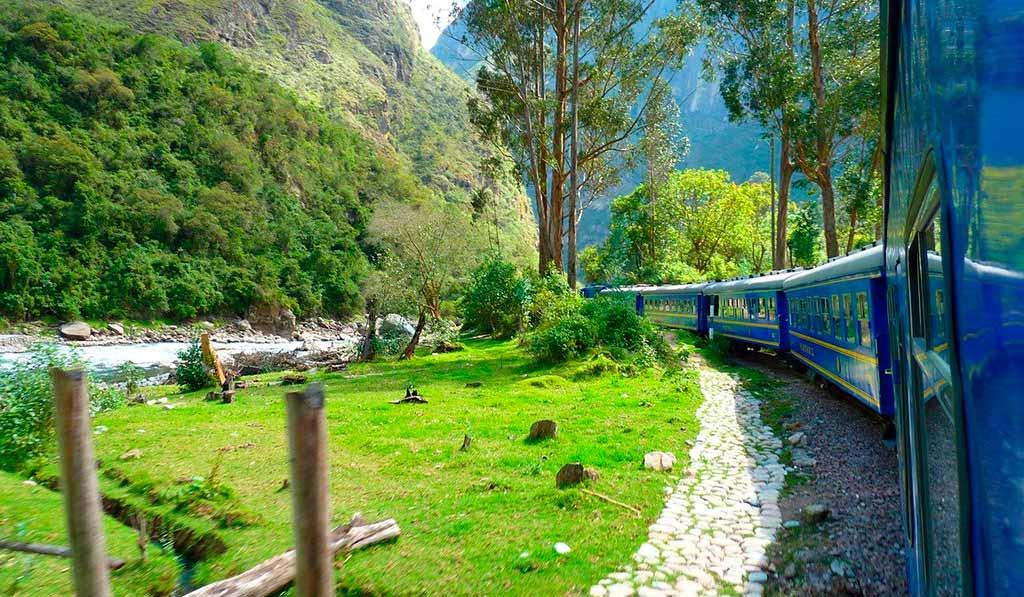 Como viajar para Machu Picchu