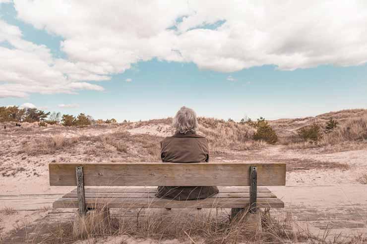 Viajar sozinha na terceira idade