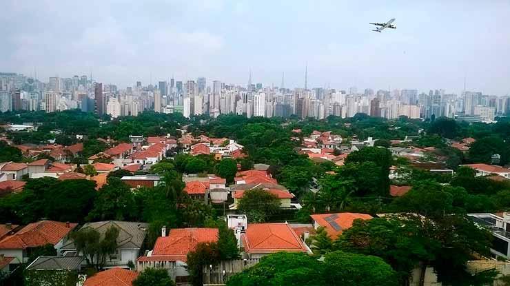 Viajar sozinha em São Paulo