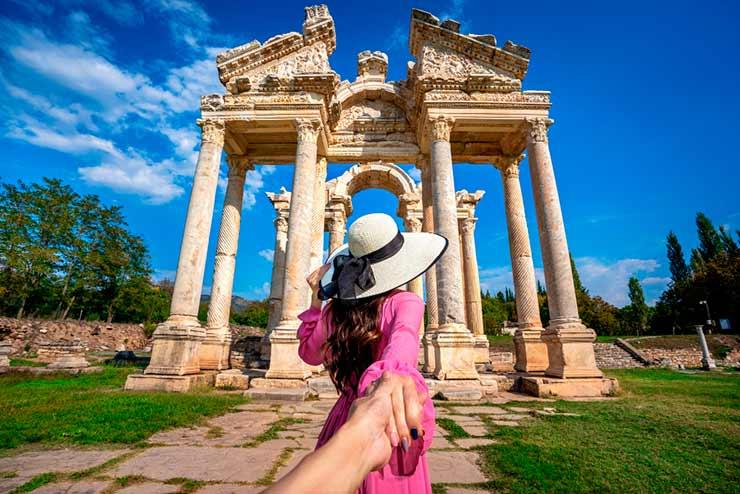 Como conhecer Roma