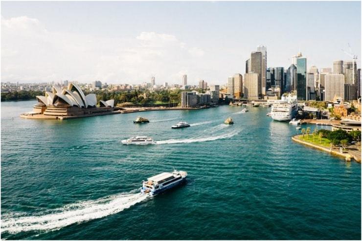 Programas Nova Zelândia e Austrália intercâmbio