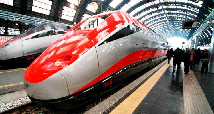 eurail trem europa