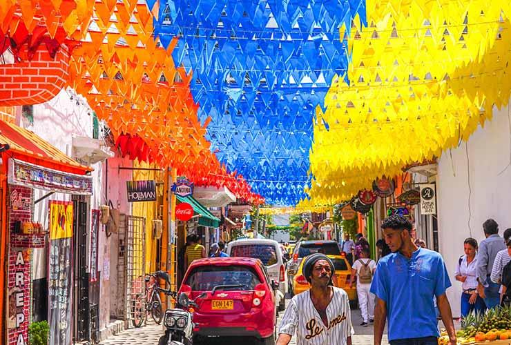 O que fazer em Cartagena com chuva