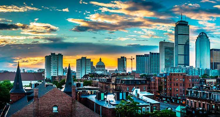 Melhores cidades para estudar inglês: Boston
