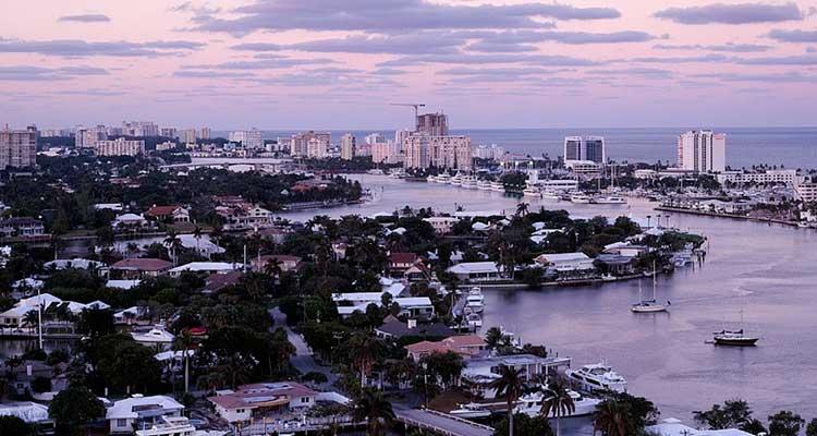 Melhores cidades para estudar inglês: Fort Lauderdale