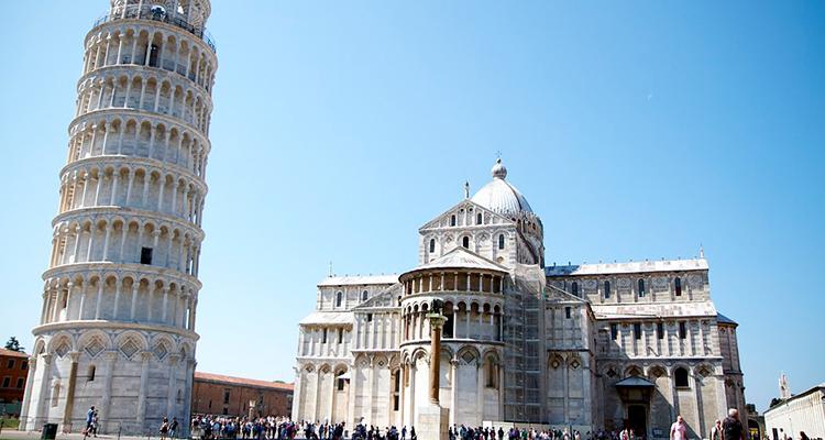 Pisa: que vai muito além da Torre