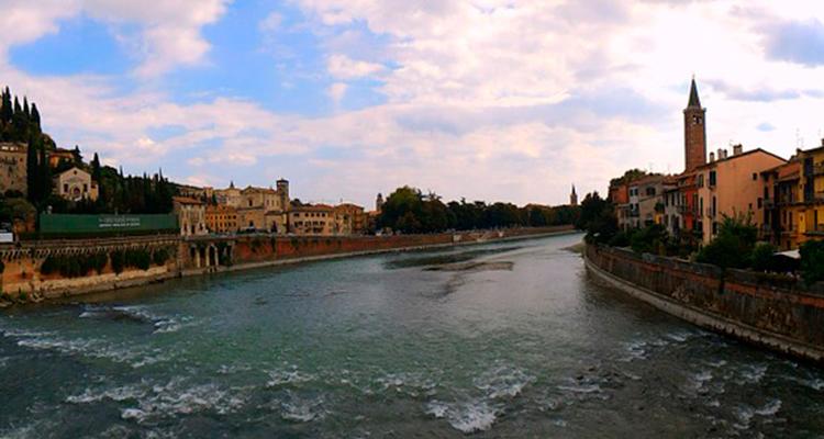 Verona:história real e ficcional