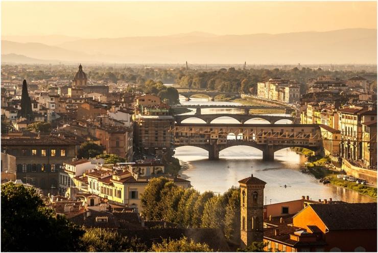 Cidades da Itália Florença