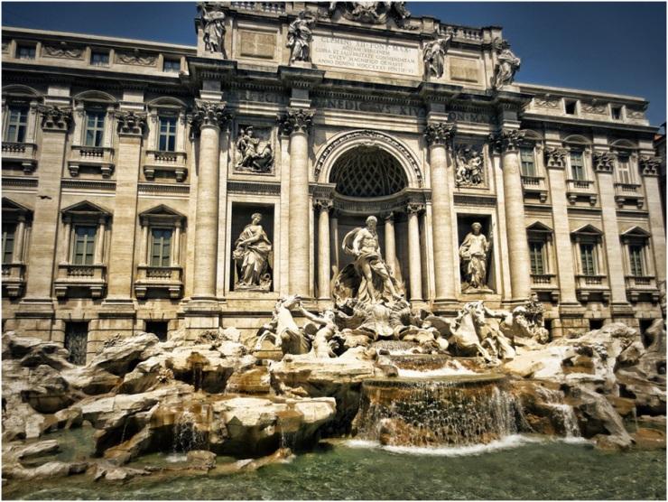 Cidades da Itália Roma