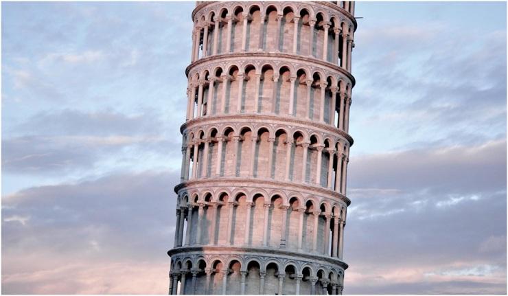 Cidades da Itália Pisa
