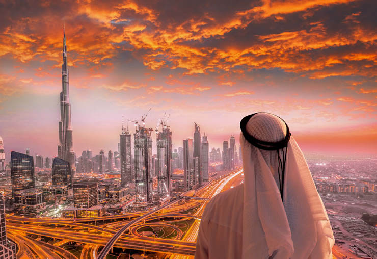 O que fazer no Oriente médio