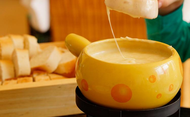 400 tipos de queijo na Suíça